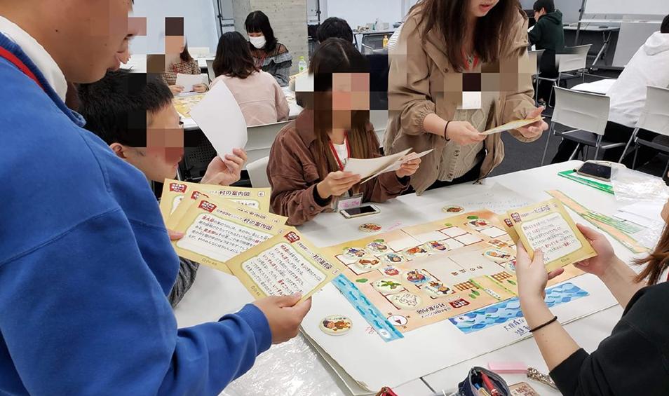 『日本昔話村シリーズトレーナー講座』